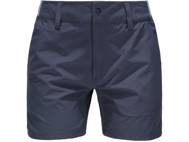 Haglöfs Amfibious Pantalones cortos Mujer, azul